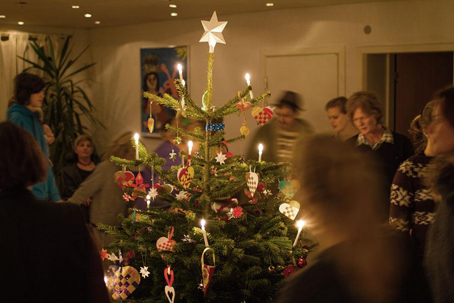Julehygge Med Dans Og Sang